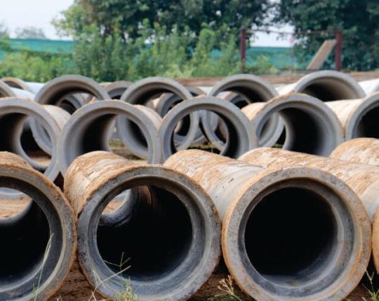 Hume Pipes
