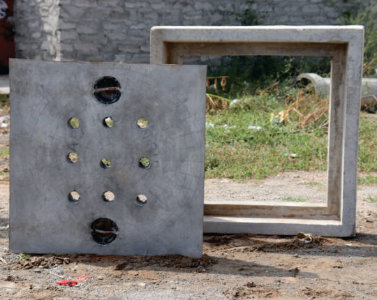 Concrete Manhole Covers