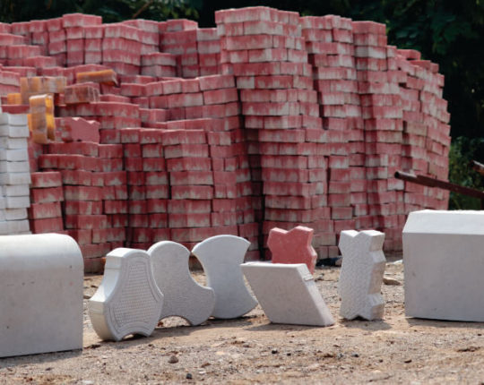 Paver Blocks