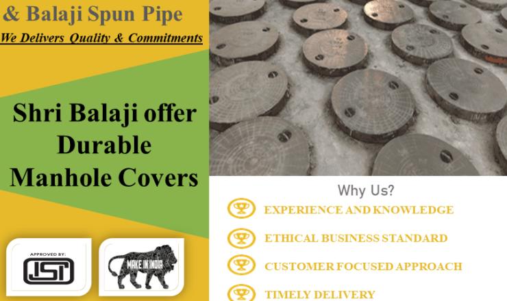 Shri-Balaji-offer-Durable-Manhole-Covers